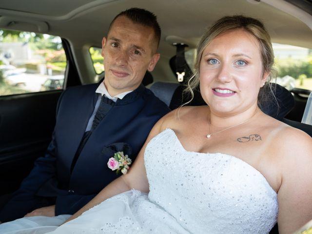 Le mariage de Julien et Sabrina à Vannes, Morbihan 40
