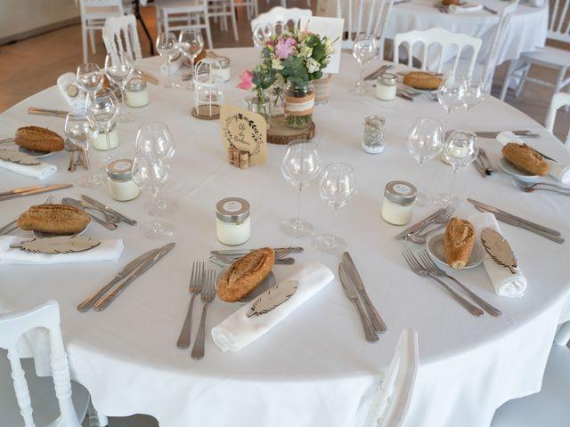 Le mariage de Julien et Sabrina à Vannes, Morbihan 42