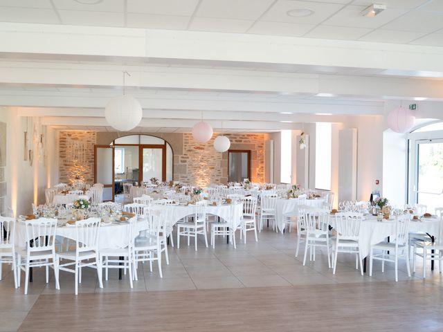 Le mariage de Julien et Sabrina à Vannes, Morbihan 43
