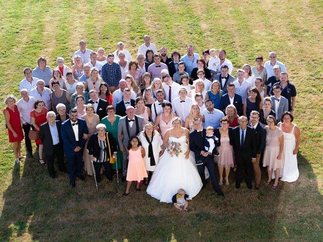 Le mariage de Julien et Sabrina à Vannes, Morbihan 51