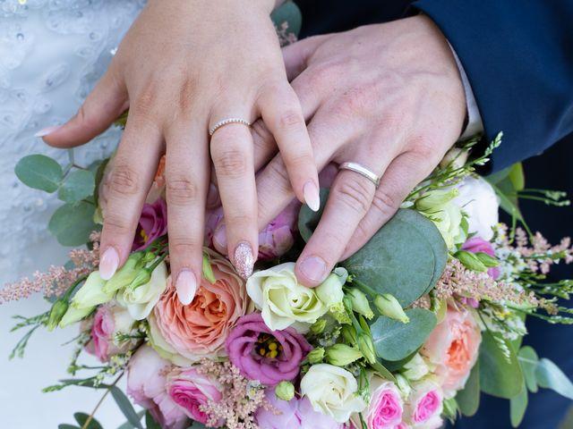 Le mariage de Julien et Sabrina à Vannes, Morbihan 54