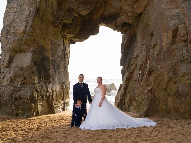 Le mariage de Julien et Sabrina à Vannes, Morbihan 56