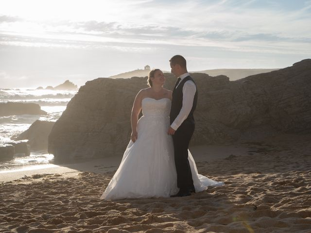 Le mariage de Julien et Sabrina à Vannes, Morbihan 60