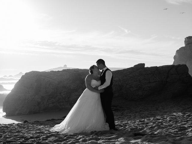Le mariage de Julien et Sabrina à Vannes, Morbihan 61