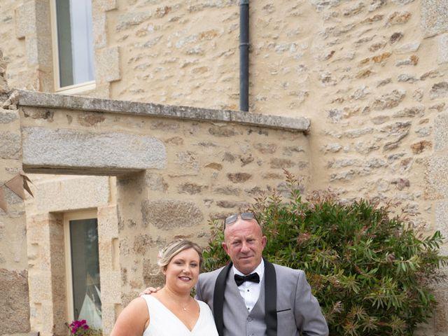 Le mariage de Julien et Sabrina à Vannes, Morbihan 26