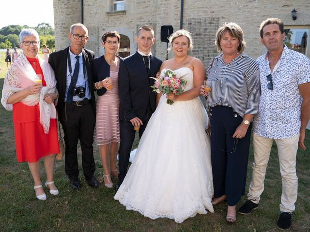 Le mariage de Julien et Sabrina à Vannes, Morbihan 67
