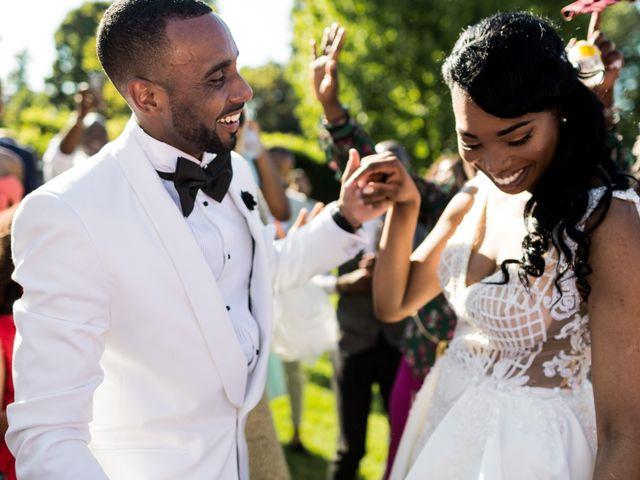 Le mariage de Jary et Mikael
