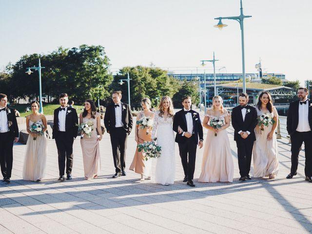Le mariage de Kyle et Jocelyn à Paris, Paris 13