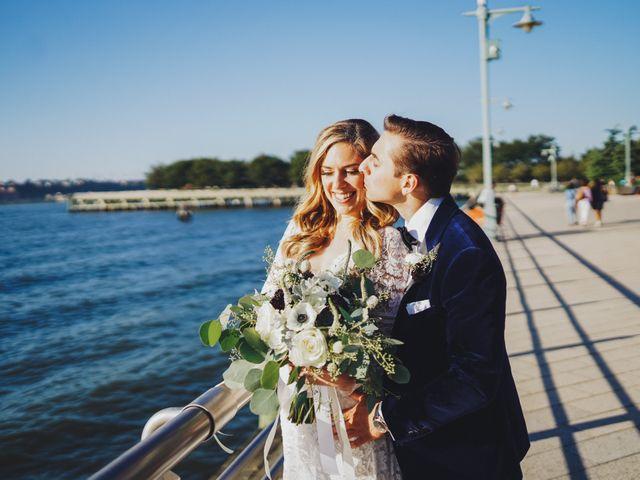 Le mariage de Kyle et Jocelyn à Paris, Paris 14
