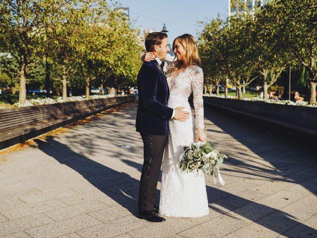 Le mariage de Kyle et Jocelyn à Paris, Paris 18