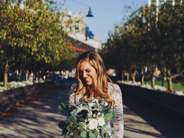 Le mariage de Kyle et Jocelyn à Paris, Paris 20