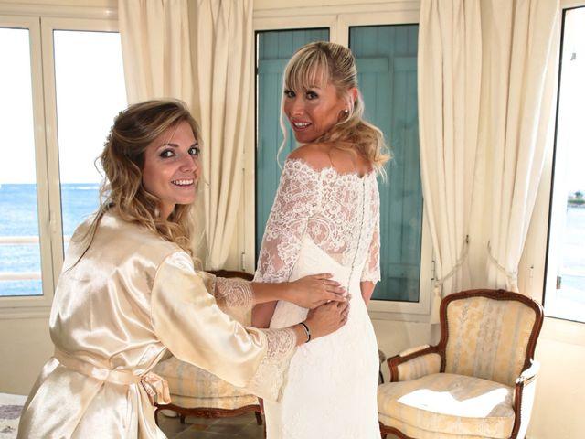 Le mariage de Marc et Sandrine à Villeneuve-Loubet, Alpes-Maritimes 16