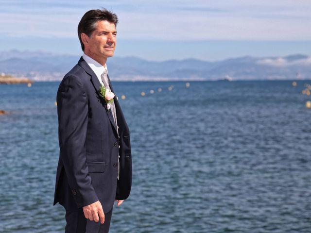 Le mariage de Marc et Sandrine à Villeneuve-Loubet, Alpes-Maritimes 17