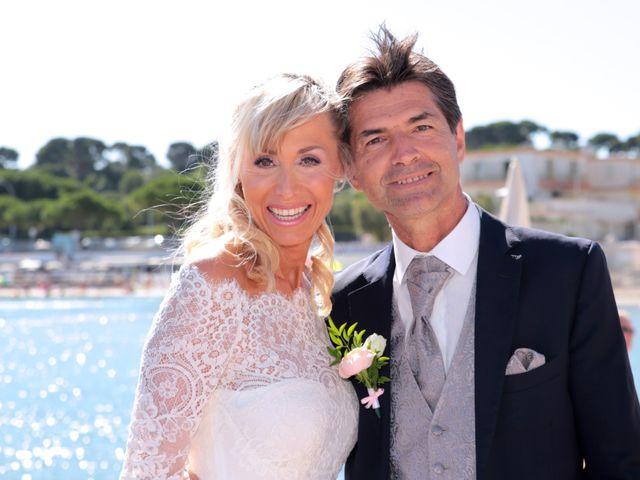 Le mariage de Marc et Sandrine à Villeneuve-Loubet, Alpes-Maritimes 18