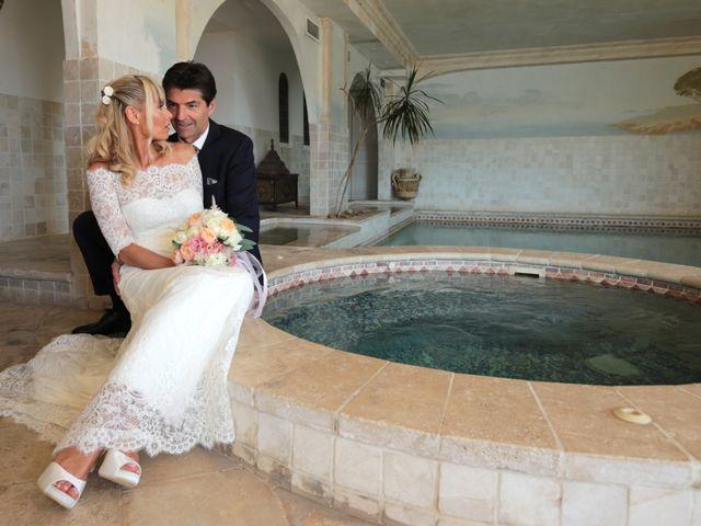 Le mariage de Sandrine et Marc