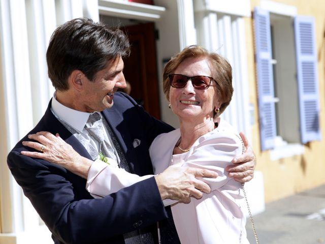 Le mariage de Marc et Sandrine à Villeneuve-Loubet, Alpes-Maritimes 22