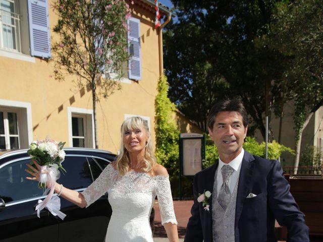 Le mariage de Marc et Sandrine à Villeneuve-Loubet, Alpes-Maritimes 23