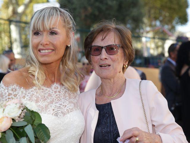 Le mariage de Marc et Sandrine à Villeneuve-Loubet, Alpes-Maritimes 24