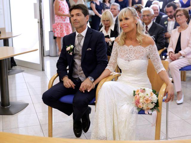 Le mariage de Marc et Sandrine à Villeneuve-Loubet, Alpes-Maritimes 25