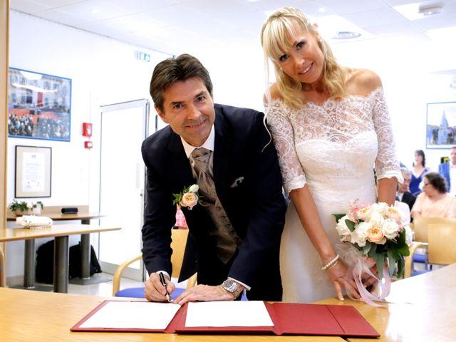 Le mariage de Marc et Sandrine à Villeneuve-Loubet, Alpes-Maritimes 28