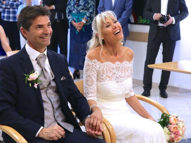 Le mariage de Marc et Sandrine à Villeneuve-Loubet, Alpes-Maritimes 30