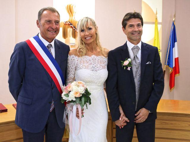 Le mariage de Marc et Sandrine à Villeneuve-Loubet, Alpes-Maritimes 32