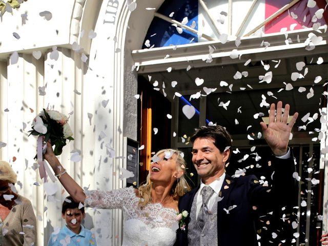 Le mariage de Marc et Sandrine à Villeneuve-Loubet, Alpes-Maritimes 33