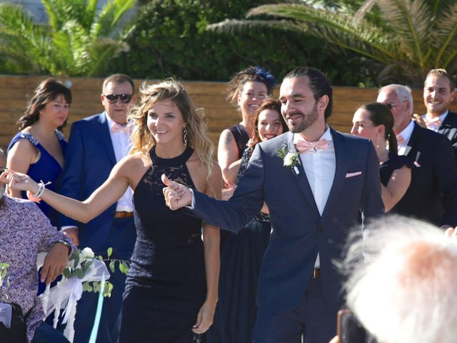 Le mariage de Marc et Sandrine à Villeneuve-Loubet, Alpes-Maritimes 35