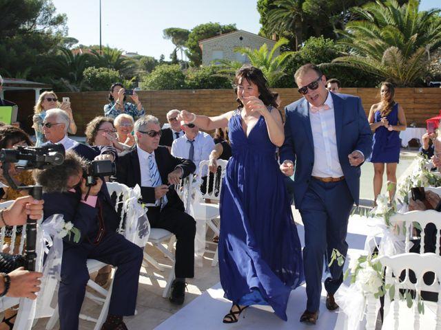 Le mariage de Marc et Sandrine à Villeneuve-Loubet, Alpes-Maritimes 37