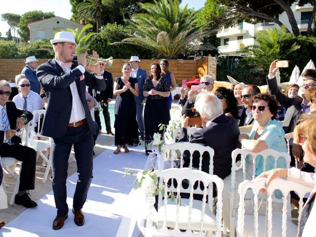 Le mariage de Marc et Sandrine à Villeneuve-Loubet, Alpes-Maritimes 39