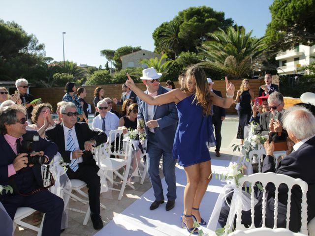 Le mariage de Marc et Sandrine à Villeneuve-Loubet, Alpes-Maritimes 40