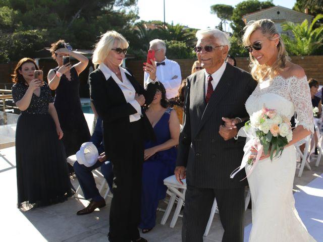 Le mariage de Marc et Sandrine à Villeneuve-Loubet, Alpes-Maritimes 41