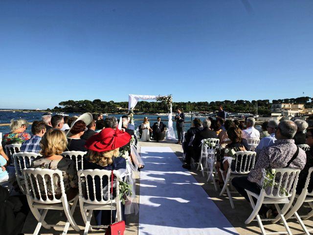 Le mariage de Marc et Sandrine à Villeneuve-Loubet, Alpes-Maritimes 42