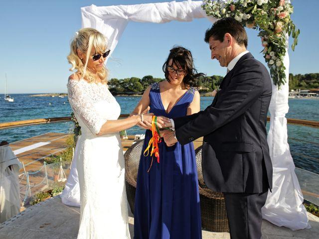 Le mariage de Marc et Sandrine à Villeneuve-Loubet, Alpes-Maritimes 44