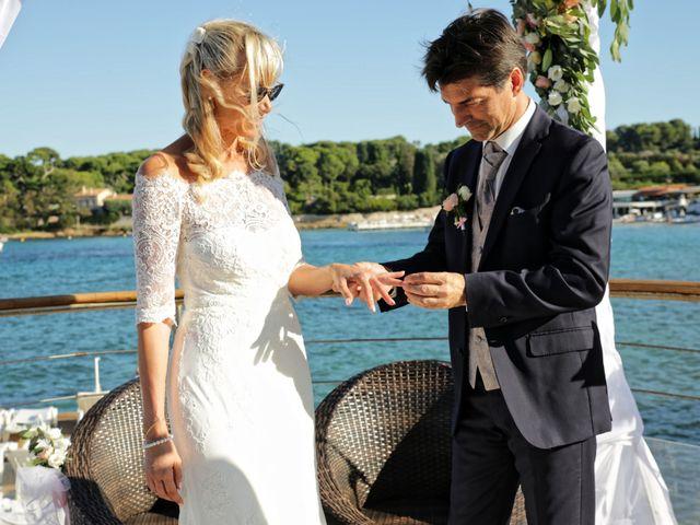 Le mariage de Marc et Sandrine à Villeneuve-Loubet, Alpes-Maritimes 46