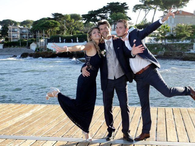 Le mariage de Marc et Sandrine à Villeneuve-Loubet, Alpes-Maritimes 50