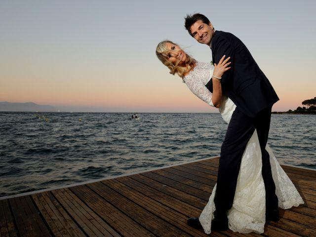 Le mariage de Marc et Sandrine à Villeneuve-Loubet, Alpes-Maritimes 52
