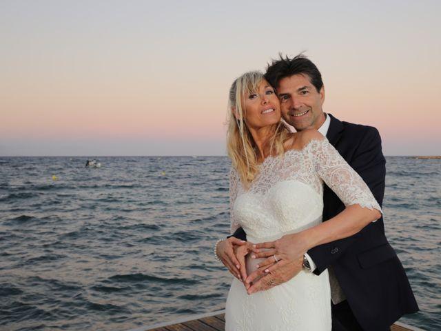 Le mariage de Marc et Sandrine à Villeneuve-Loubet, Alpes-Maritimes 56
