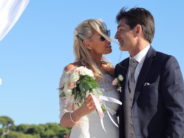 Le mariage de Marc et Sandrine à Villeneuve-Loubet, Alpes-Maritimes 72