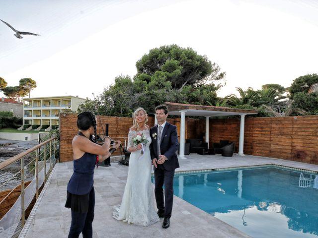 Le mariage de Marc et Sandrine à Villeneuve-Loubet, Alpes-Maritimes 74