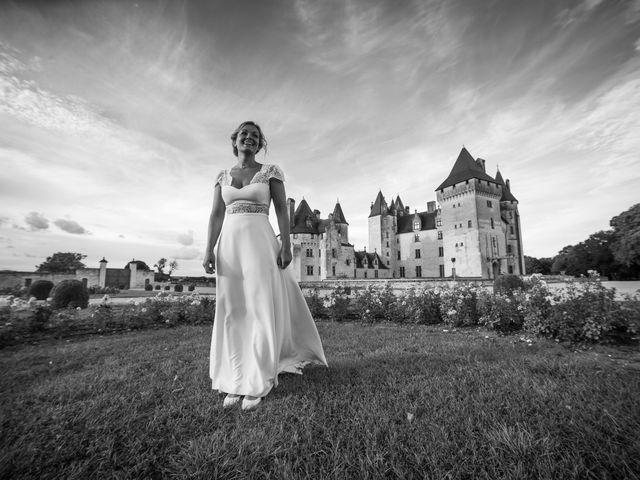 Le mariage de Julian et Sigrid à Tours, Indre-et-Loire 1