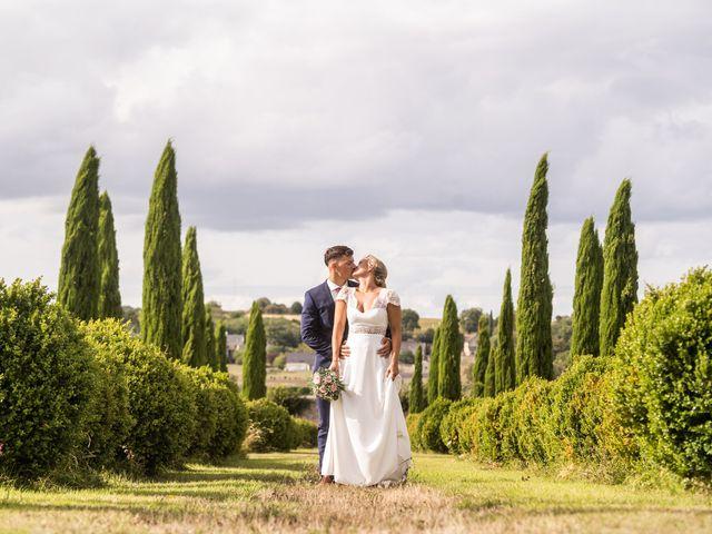 Le mariage de Julian et Sigrid à Tours, Indre-et-Loire 3