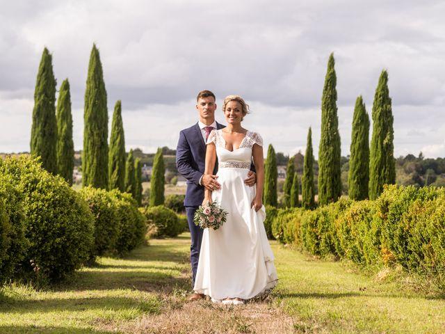 Le mariage de Julian et Sigrid à Tours, Indre-et-Loire 4