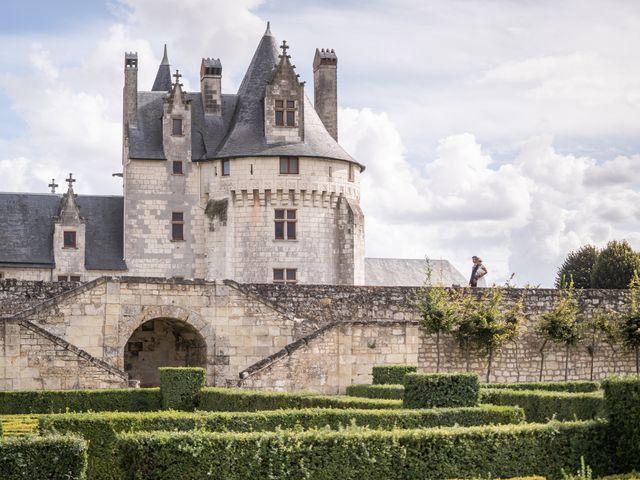 Le mariage de Julian et Sigrid à Tours, Indre-et-Loire 6