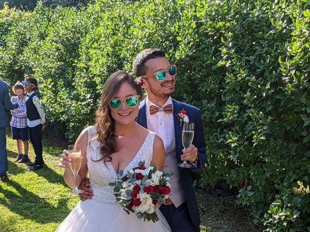 Le mariage de Alex et Marie à Sainte-Gemme-Moronval, Eure-et-Loir 3