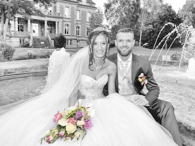 Le mariage de Melissa et Patrick