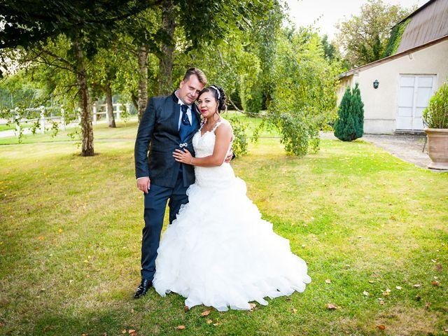 Le mariage de Florient et Vanessa à Mormant, Seine-et-Marne 1