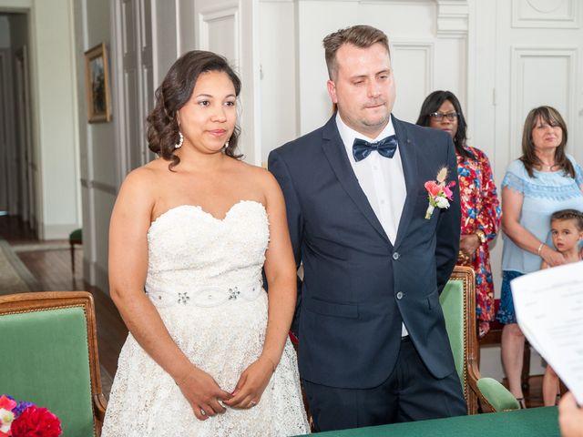 Le mariage de Florient et Vanessa à Mormant, Seine-et-Marne 16