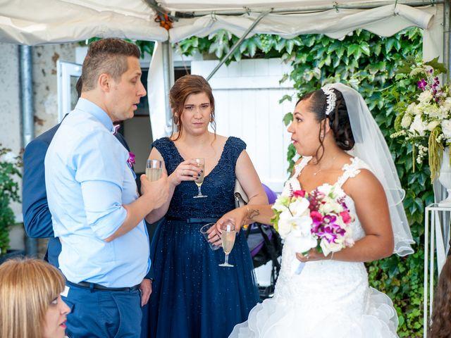 Le mariage de Florient et Vanessa à Mormant, Seine-et-Marne 31