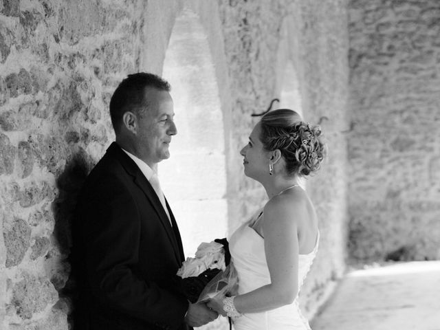 Le mariage de Franck  et Jennifer  à Monteux, Vaucluse 3